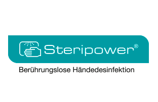 Steripower - touchless hand desinfection