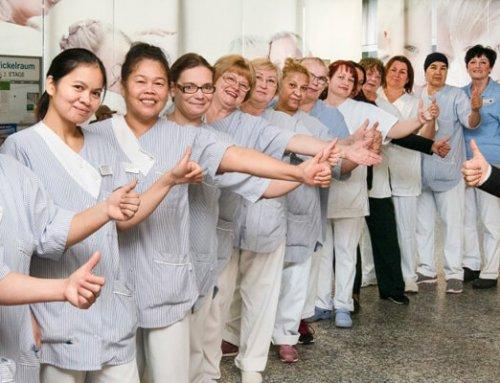 Helios: Systemische Reinigung garantiert hohen Hygienestandard