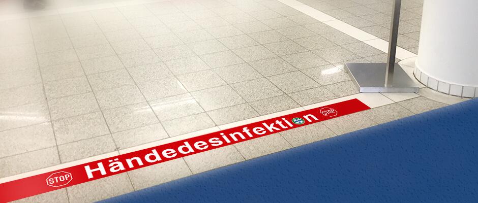 Wirksame Barrieren schaffen: HYSYST HyStyx Floor