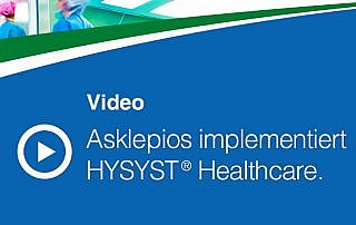 Asklepios implementiert HYSYST Healthcare