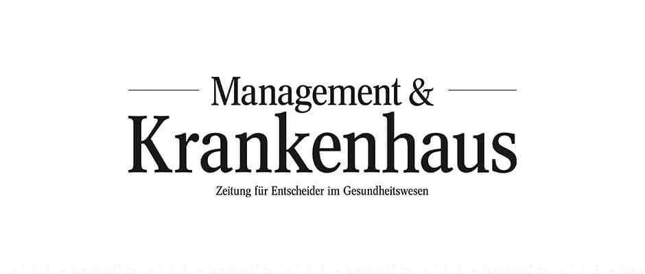 Interview mit Thomas Meyer erschienen in Management & Krankenhaus
